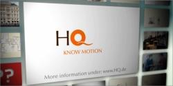 Werbebanner zu www.hq.de